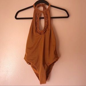 Tularosa Swim - Tularosa Copper One Piece Swimsuit